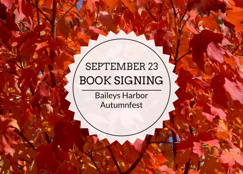 Book Signing | September 23 | Autumnfest