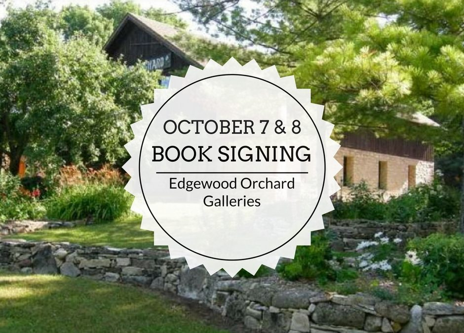 Book Signing | October 7 & 8 | Edgewood Orchard Galleries